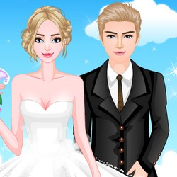 Play Barbie Wedding Dressup And Makeover Game